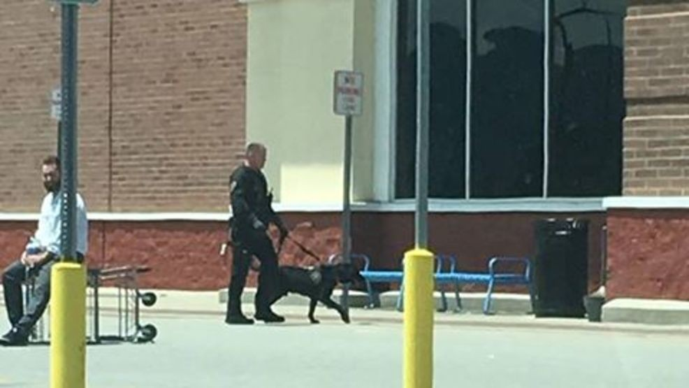 bomb threat found written on wall weaverville walmart evacuated during search wlos