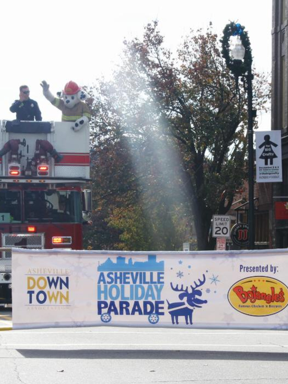 Asheville Nc Christmas Parade 2020 2020 Asheville Holiday Parade canceled due to COVID 19 | WLOS