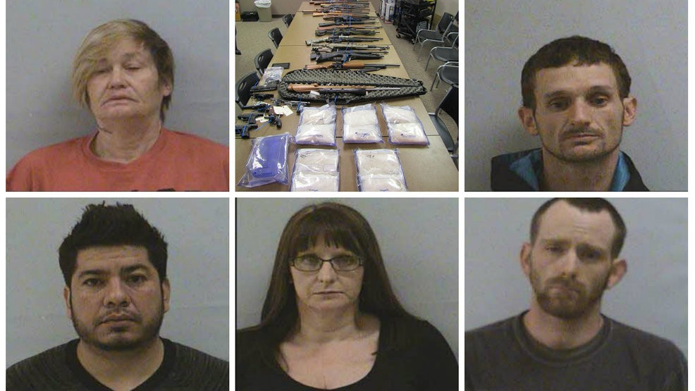 PHOTOS | 13 arrested in multi-agency bust seizing $1 3 M worth of