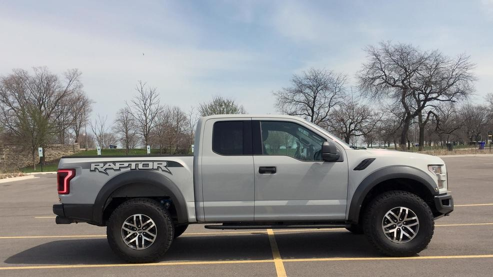 Can You Own A Ford F 150 Raptor In An Urban Environment