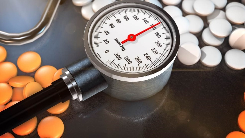 Blood pressure medication recall expanded | WLOS