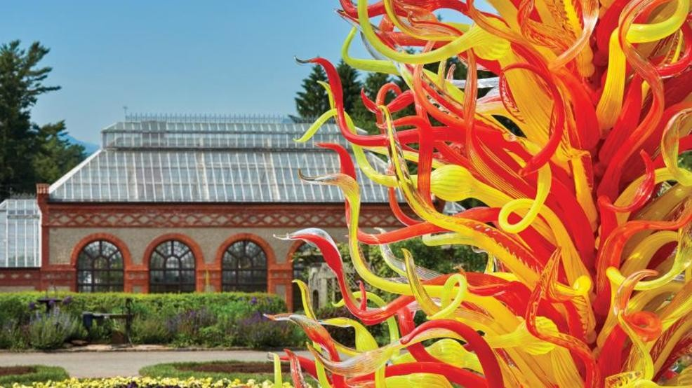 By Popular Demand Biltmore Adds Nights To Chihuly At Biltmore