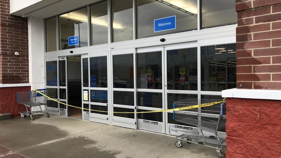 after bomb threat on bathroom stall weaverville walmart evacuated closed for hours wlos