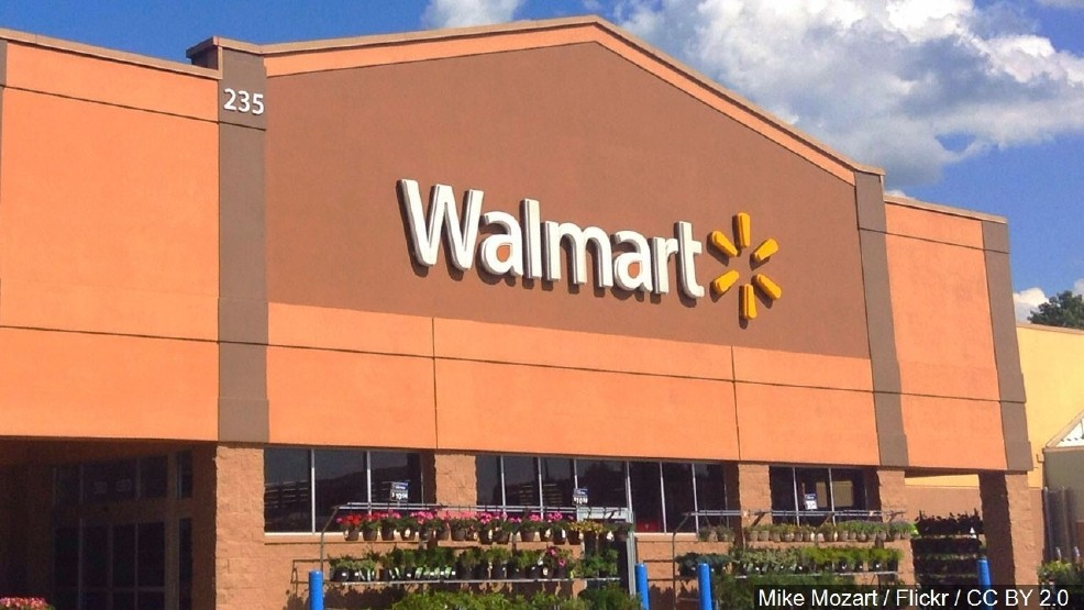 Walmart to offer online ordering and grocery pickup service