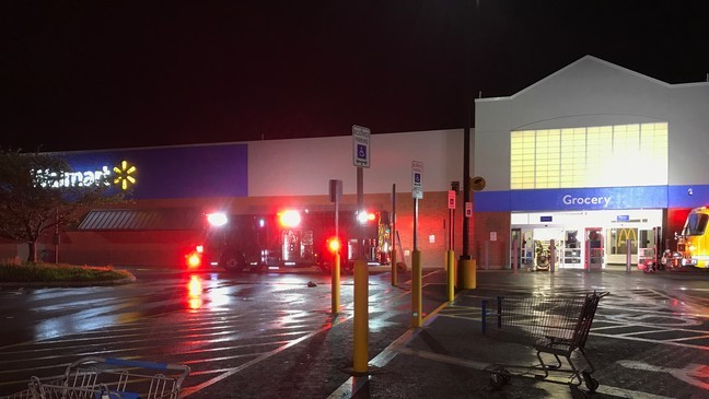 Hendersonville Walmart closed to ventilate following early
