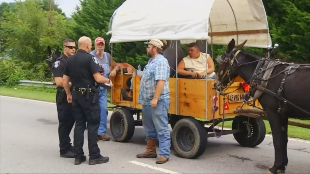 Sheriff's office faces lawsuit in fatal wagon train incident