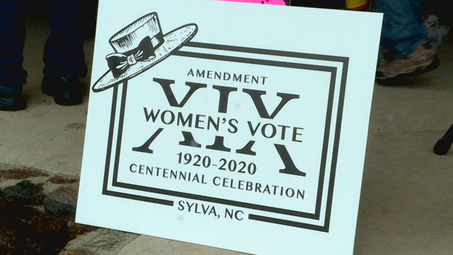 Members Organize For Women S Rally In Sylva Despite Cold Rainy Weather Wlos Current weather in sylva and forecast for today, tomorrow, and next 14 days. wlos