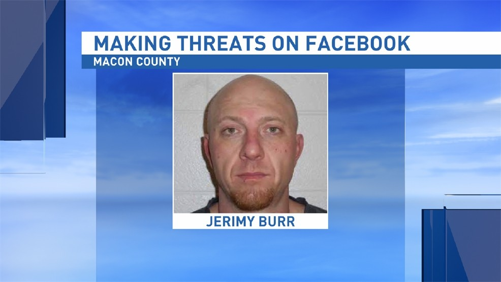 Macon County man arrested after threats made on Facebook | WLOS