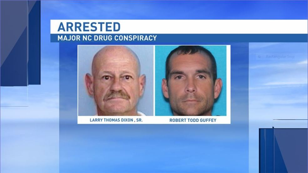 4 more apprehended in major NC drug conspiracy bust