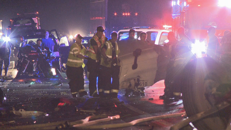 New details released after tractor-trailer crash & fire