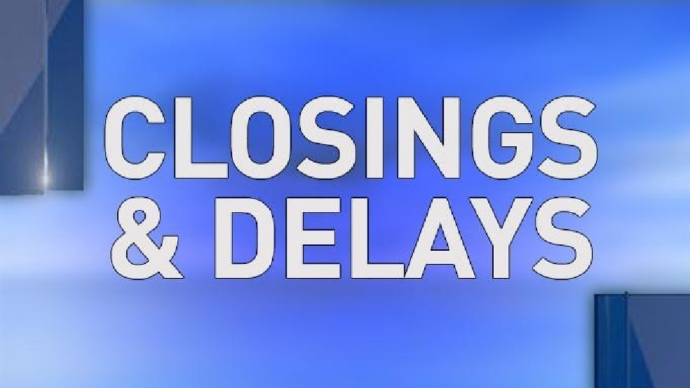 School Closings And Delays Madison On 2 Hour Delay