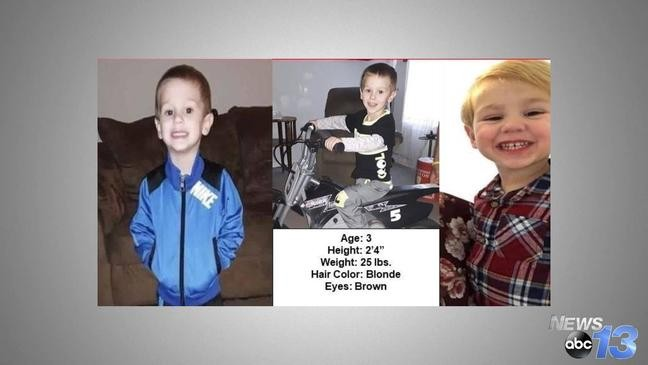 Casey Hathaway, missing 3-year-old, found alive | WLOS