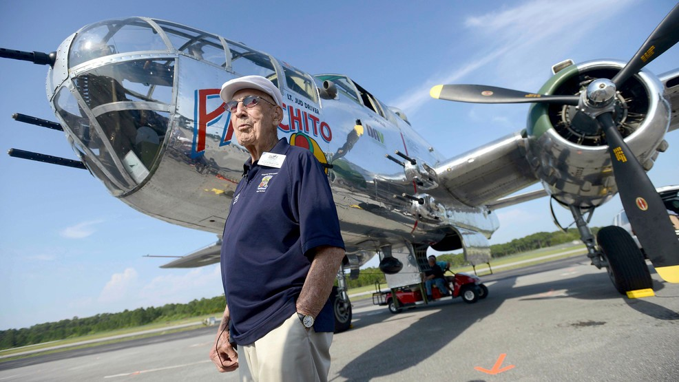 Richard Cole, last WWII Doolittle Raider, dies in Texas | WLOS