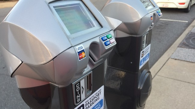 Parking fines in Asheville going up     way up | WLOS