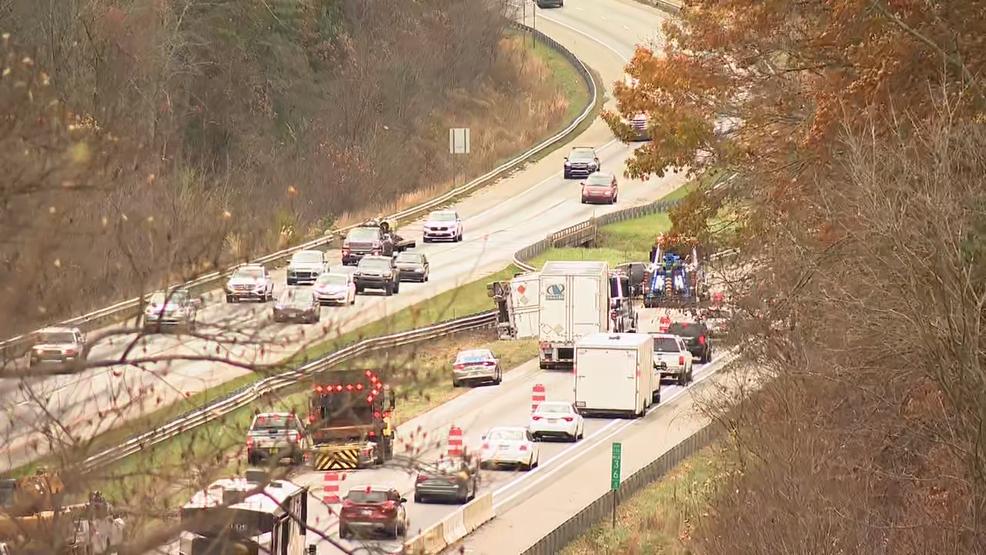 Traffic Alert: I-26 reopens after Fort Bragg explosives crew