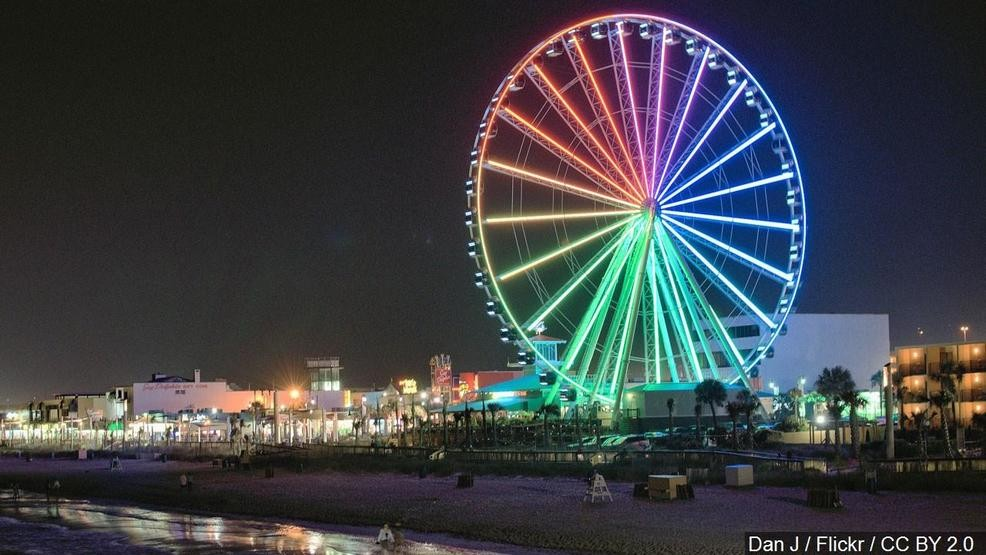 Myrtle Beach Reminds Visitors About Existing Teen Curfew As
