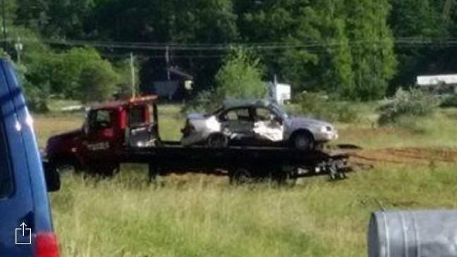 Teen dies in wreck on Highway 80 | WLOS