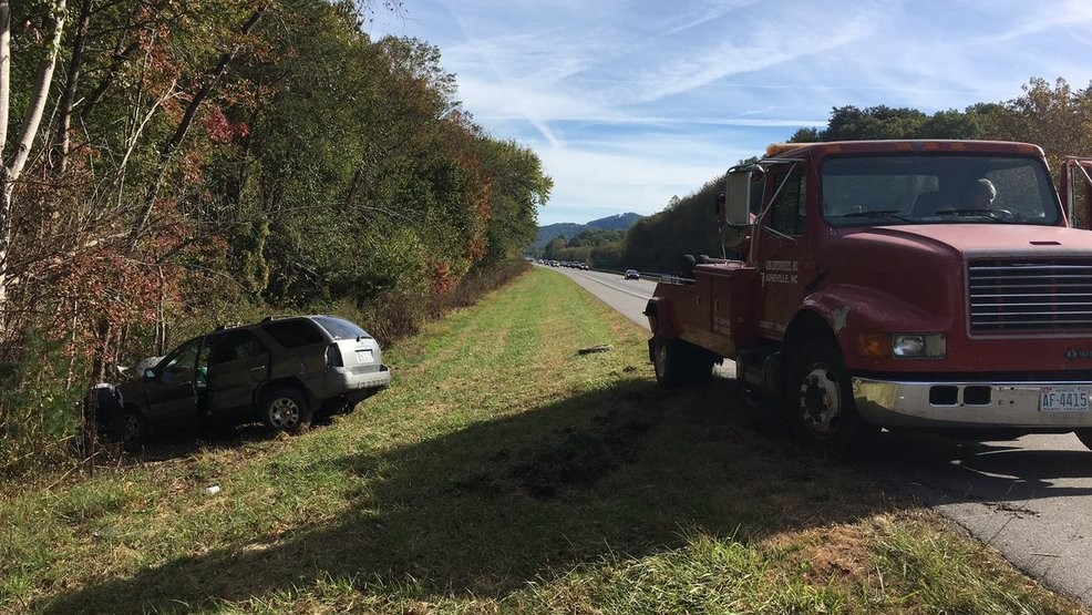 Troopers identify woman killed in crash on I-40 near Black Mountain