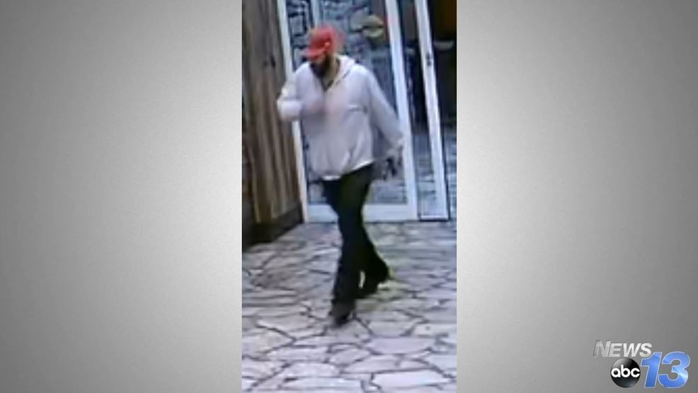 Help Asheville police ID man who stole ATM from Crowne Plaza
