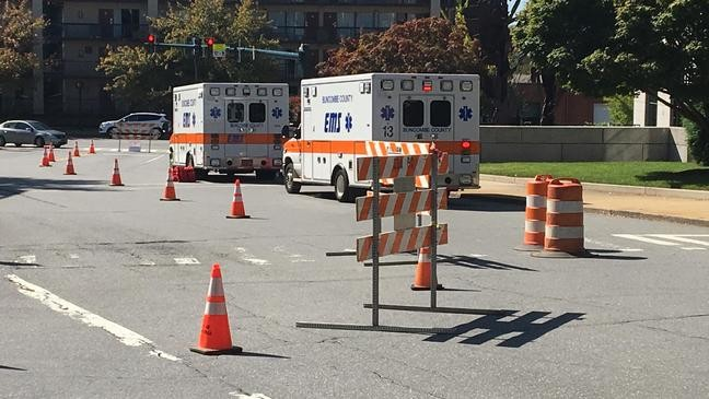 US Marshals Service holds active shooter simulation at