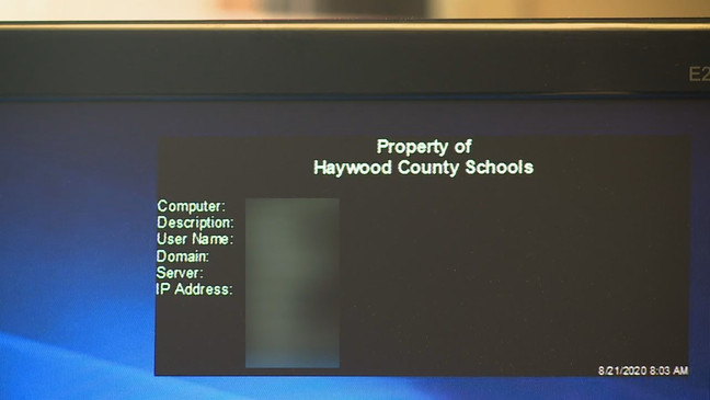 Hackers Want Money To Release Haywood County School District Files Wlos